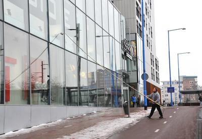 Glazenwasser Voorschoten – direct resultaat!